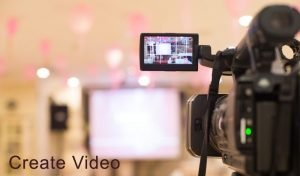 Create Video for Your Business  - WEBINAR @ Internet