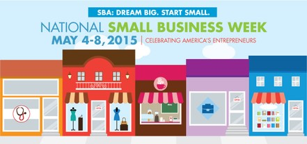 SBA Small Business Week Graphic