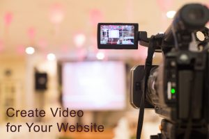 Creating Video for the Web (Webinar only) @ Internet