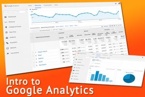 Intro to Google Analytics - WEBINAR @ Internet