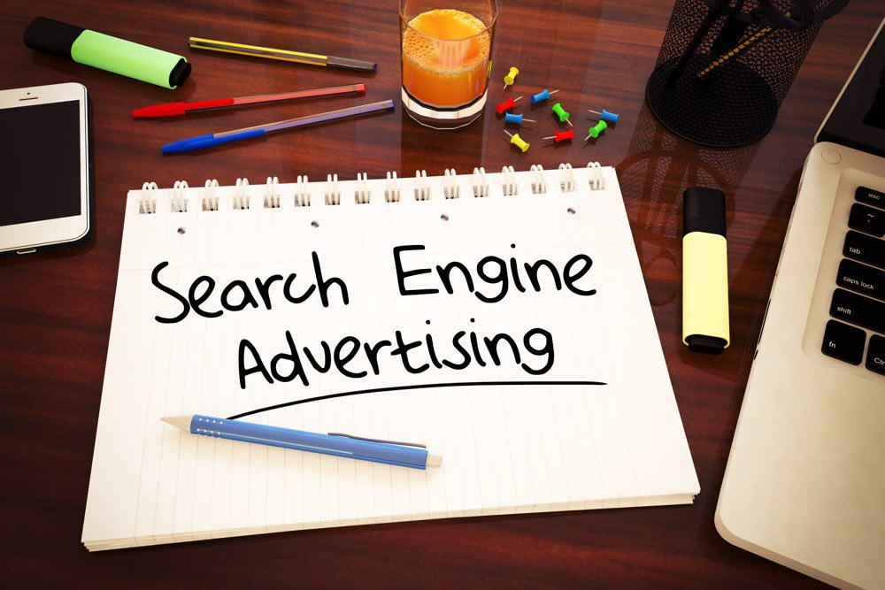 Use Search Engine Advertising to help prospects find your business.