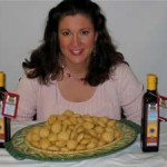Pictured is Taste of Crete owner Esther Psarakis